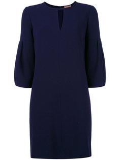 платье с вырезом замочная скважина Burberry