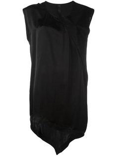 асимметричное платье мини Ilaria Nistri