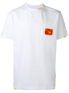 футболка с нашивкой Palm Angels