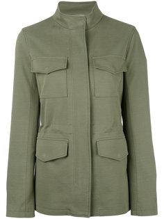 куртка с высокой горловиной на молнии Closed