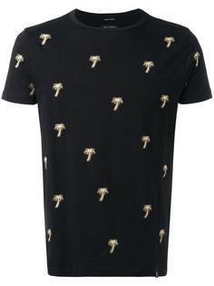 футболка с вышивкой пальм Marc Jacobs