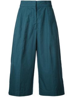 укороченные брюки Jil Sander