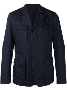 куртка с накладными карманами Boss Hugo Boss