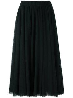 расклешенная тюлевая юбка Essentiel Antwerp