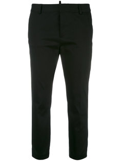cropped trousers Dsquared2