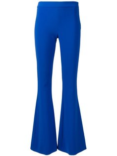 flared trousers Moschino