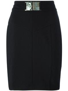 юбка с поясом Versace Jeans