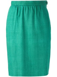 юбка-карандаш  Yves Saint Laurent Vintage