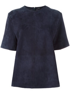 блузка с панельным дизайном Joseph
