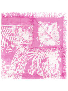 шарф с бахромой Hemisphere