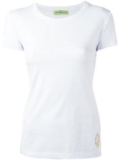 футболка с нашивкой логотипа Versace Jeans