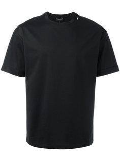 классическая футболка Emporio Armani