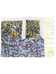 шарф с рисунком Dorothee Schumacher