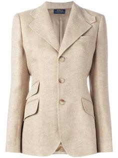 пиджак на пуговицах Polo Ralph Lauren
