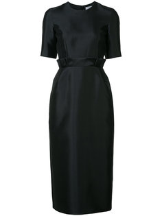pleated waist midi dress Gabriela Hearst