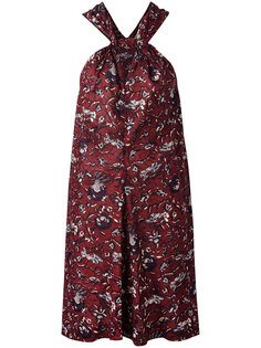 платье с узором без рукавов Isabel Marant Étoile