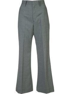 полосатые брюки с завышенной талией Junya Watanabe Comme Des Garçons