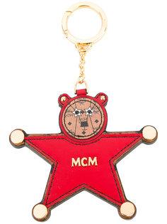 брелок в форме звезды MCM