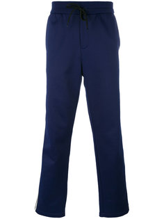 флисовые спортивные брюки Golden Goose Deluxe Brand
