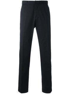 зауженные брюки Boss Hugo Boss