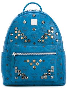 мини рюкзак с заклепками MCM