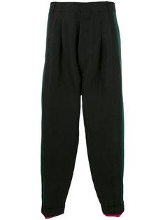 брюки со складками спереди Haider Ackermann