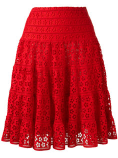 кружевная юбка Giambattista Valli
