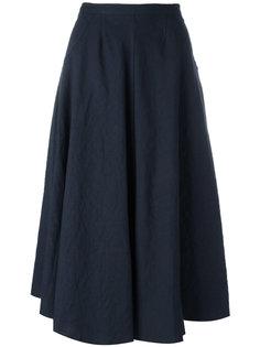 пышная юбка длины миди Forte Forte