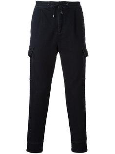 брюки скинни  Emporio Armani