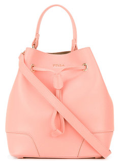 сумка-тоут на затяжке Furla
