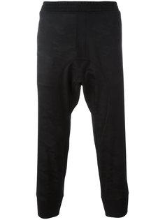 укороченные брюки с камуфляжным принтом Neil Barrett