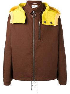 куртка со съемным капюшоном Oamc