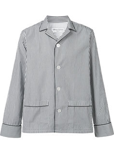 striped pyjama style shirt Officine Generale
