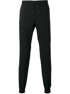 спортивные штаны с полосками по бокам Hydrogen