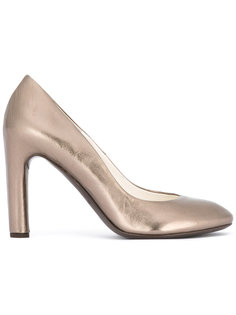 туфли-лодочки с закругленным носком Roberto Del Carlo