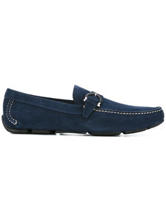 Gancini buckle loafers Salvatore Ferragamo