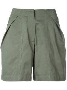шорты со складками Monse
