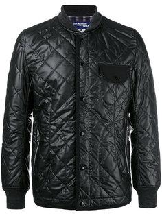 стеганая куртка на молнии Junya Watanabe Comme Des Garçons Man