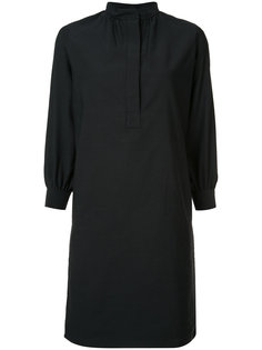 mandarin neck shirt dress Atlantique Ascoli