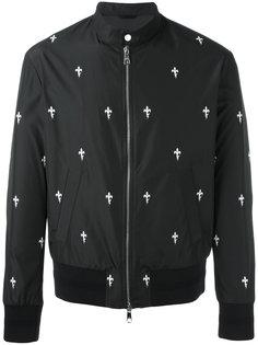 куртка-бомбер Fleur de Thunder Neil Barrett