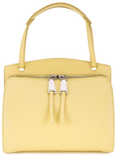сумка на плечо с двухсторонней молнией Jil Sander