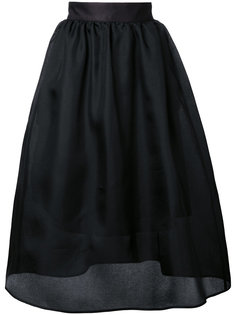 пышная юбка миди Le Ciel Bleu