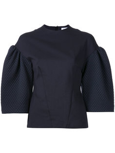Quilted & Ponte Academy blouse Bianca Spender
