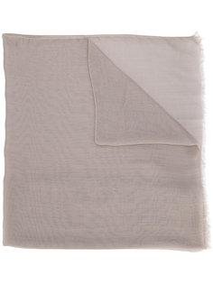 шарф с бахромой Cruciani