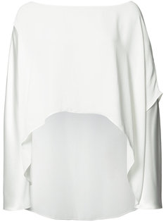 high low hem blouse Peter Cohen