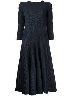 Quilted & Ponte Virginia dress Bianca Spender