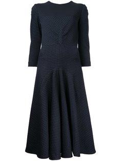 Quilted & Ponte Virginia dress Bianca Spender