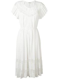 кружевное платье Winsome Sunray  Zimmermann