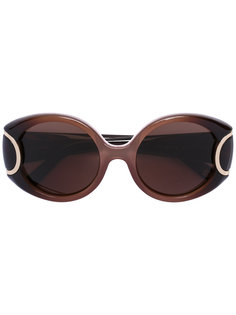 солнцезащитные очки Signature  Salvatore Ferragamo