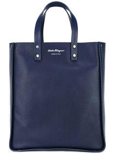 классическая сумка-тоут  Salvatore Ferragamo